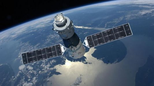 China's Tiangong-1 space station will fall from the skies within months