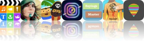 Today's Apps Gone Free: Videocraft, Windy, Fiete World and More
