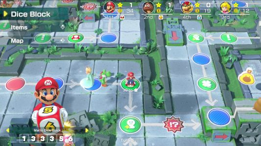 Super Mario Party release date, news, characters, maps and features