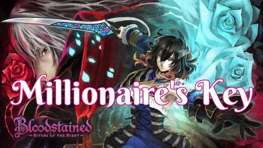 Bloodstained Ritual of the Night Millionaire Key Guide