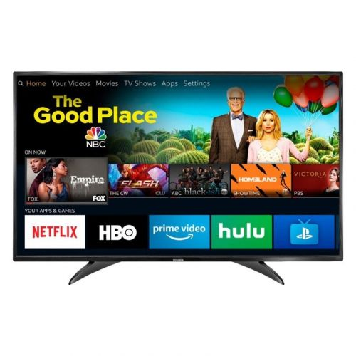 Catch up on your favorite shows with up to $130 off Fire Edition TV sets