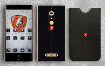 Lamborghini Launches An Expensive Smartphone