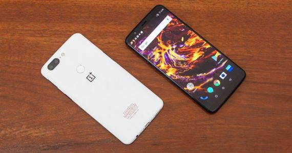 OnePlus' 5T Star Wars edition is my favorite $600 phone of 2017
