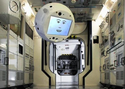 Free-Floating Robot Will Soon Join Astronauts On International Space Station