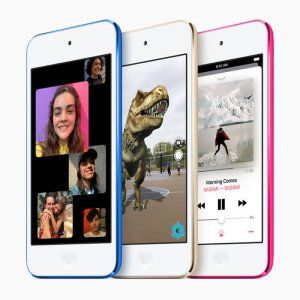 Apple Introduced the New iPod Touch