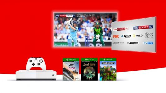 Want a free Xbox One S? Then check out Virgin's new broadband and TV flash deals