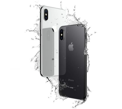 IPhone X and iPhone 8 Feature IP67 Water Resistance Rating, Same as iPhone 7