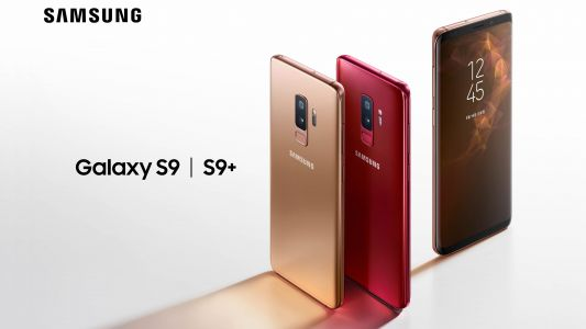 Samsung Galaxy S9 and S9 Plus gets two new colors options