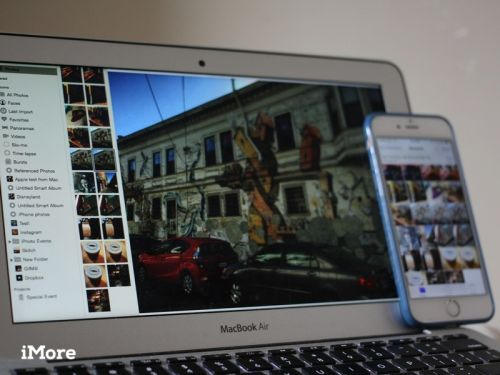 How to set your desktop picture in Photos for Mac