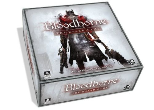 Bloodborne The Board Game by CMON