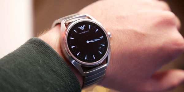 Emporio Armani Connected review: Small, stylish and refined but a pricey Wear OS option