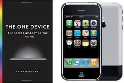'The One Device' Explores the Creation of the iPhone, the Technology That Went Into It, and More