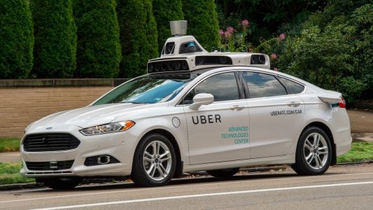 Uber suspends public self-driving tests after pedestrian struck and killed