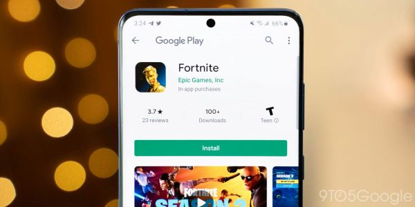 Google removes Fortnite from the Play Store for violating in-app payment policy