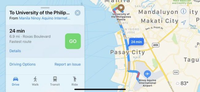 Apple Maps Traffic Info Expands to Six New Countries