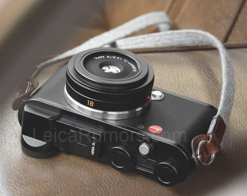 Photo Of New Leica CL Mirrorless Camera Leaked Online