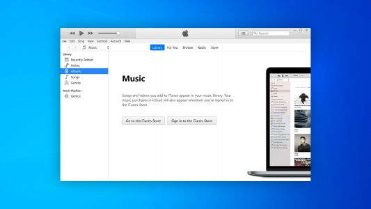 Apple working to release Music and Podcasts apps on Microsoft Store