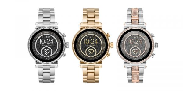 Michael Kors Access 'Sofie Heart Rate' refresh adds NFC, GPS, heart rate monitoring