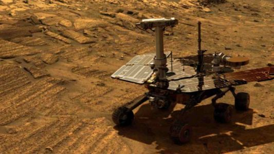 NASA's Mars Opportunity Rover Is Officially Dead