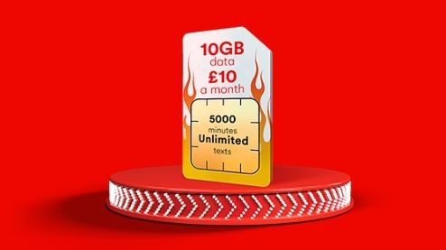 Get Virgin's impressive new range of SIM only deals from as low as £6 per month