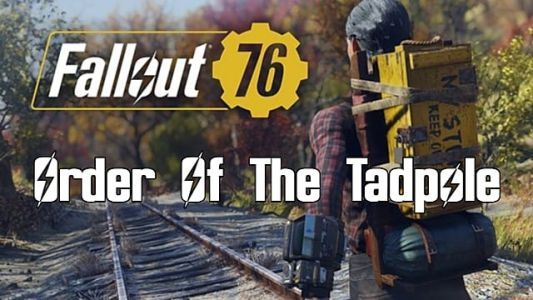 Fallout 76: Order Of The Tadpole Quest Guide