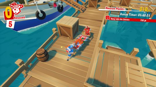 SwitchArcade Round-Up: 'The Stretchers' Review, 'Bee Simulator' and Today's Other New Releases, the Latest Sales, and More
