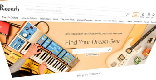 Etsy acquires musical instrument marketplace Reverb for $275 million