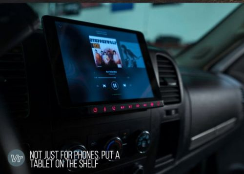 Vehroot Smartphone Car Stereo And Information System
