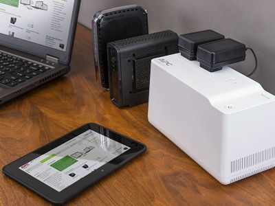 This $20 UPS can keep your home network connected when the power goes out