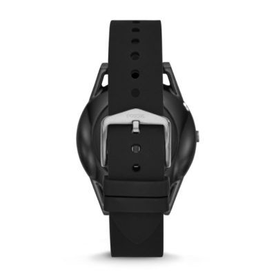 Fossil Outs Android Wear-Powered Q Control Sports Smartwatch