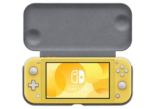Official Nintendo Switch Lite Flip Cover arrivves in the US next month for $40