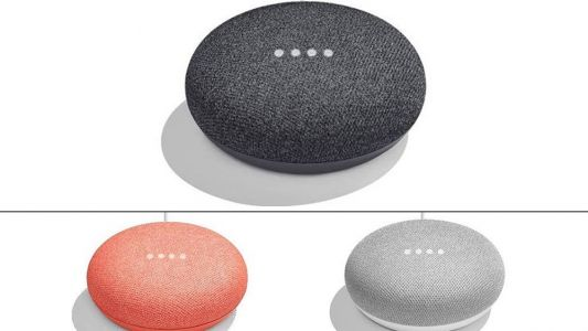 This could be our first look at the Google Home Mini