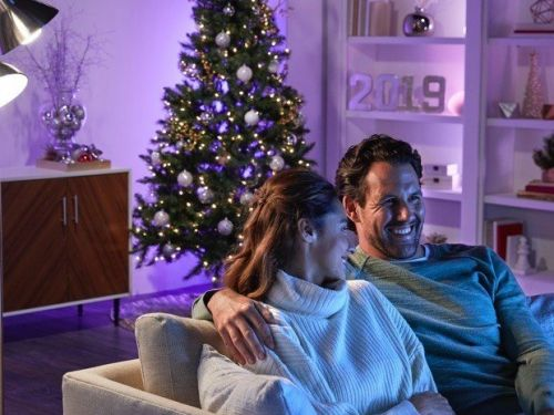 Make your holiday decorations come alive with a little smart home magic