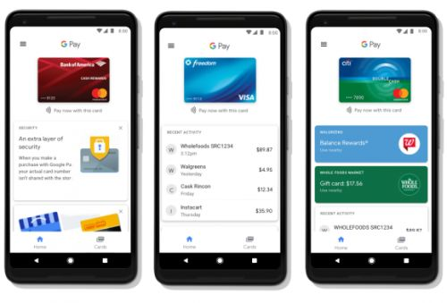 Google Pay's big global rollout begins