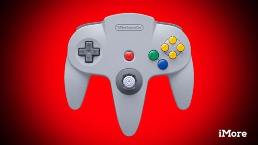 Grab an N64 controller while you can, they're selling out fast