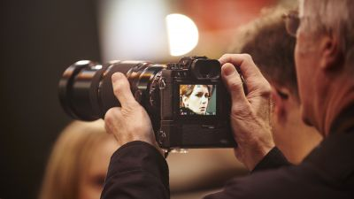Get your hands on the latest kit at The Photography Show