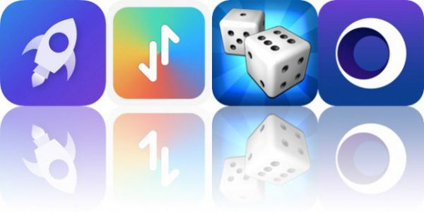 Today's Apps Gone Free: Seek XR, Convoto, Backgammon HD and More