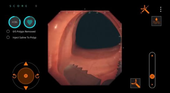 Level Ex levels up management for virtual surgery games
