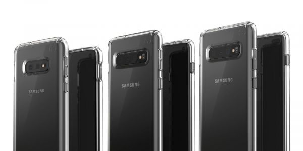 Samsung Galaxy S10 models leak out in new renders as in-display fingerprint is confirmed