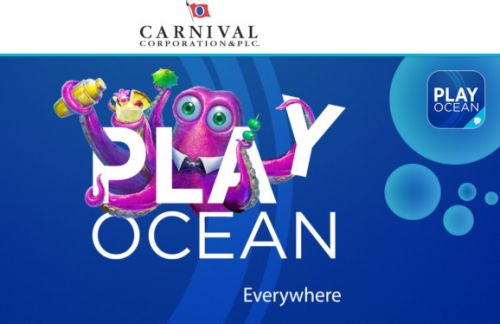 Carnival cruise operator launches PlayOcean mobile games for vacationers