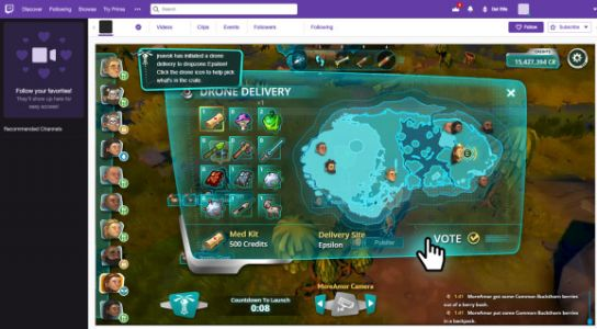 Genvid showcases interactive game stream partners and deal with Limelight