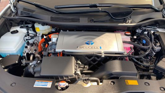 Toyota believes Hydrogen fuel cells have a future in the automotive industry