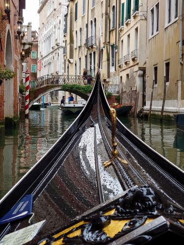 Going, going, gondola: how to take incredible travel photography in one of the world's most-visited places