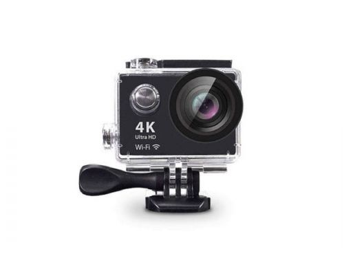 Save 22% on the 4K Ultra HD Action Cam with Mounts