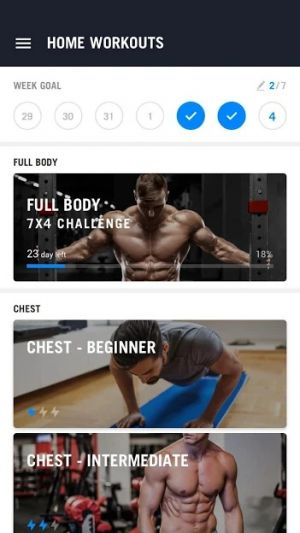 Top 10 Android Apps - Bodybuilding - July 2018