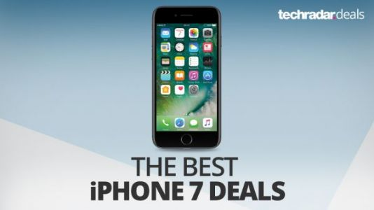 Save £25 on our favourite iPhone 7 deal - now only £50 upfront and £29 per month for 12GB data