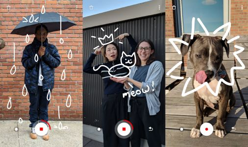 Google's 'Just a Line' AR app lets you draw on the world around you w/ ARCore