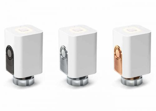 Novo Smart Radiator Valves Controlled From Your Smartphone