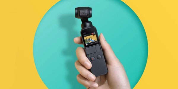 Hands-on: Osmo Pocket, a really small and powerful gimbal - at a price