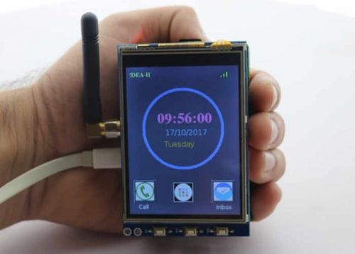 Modular Raspberry Pi Phone With Internet Of Things Support